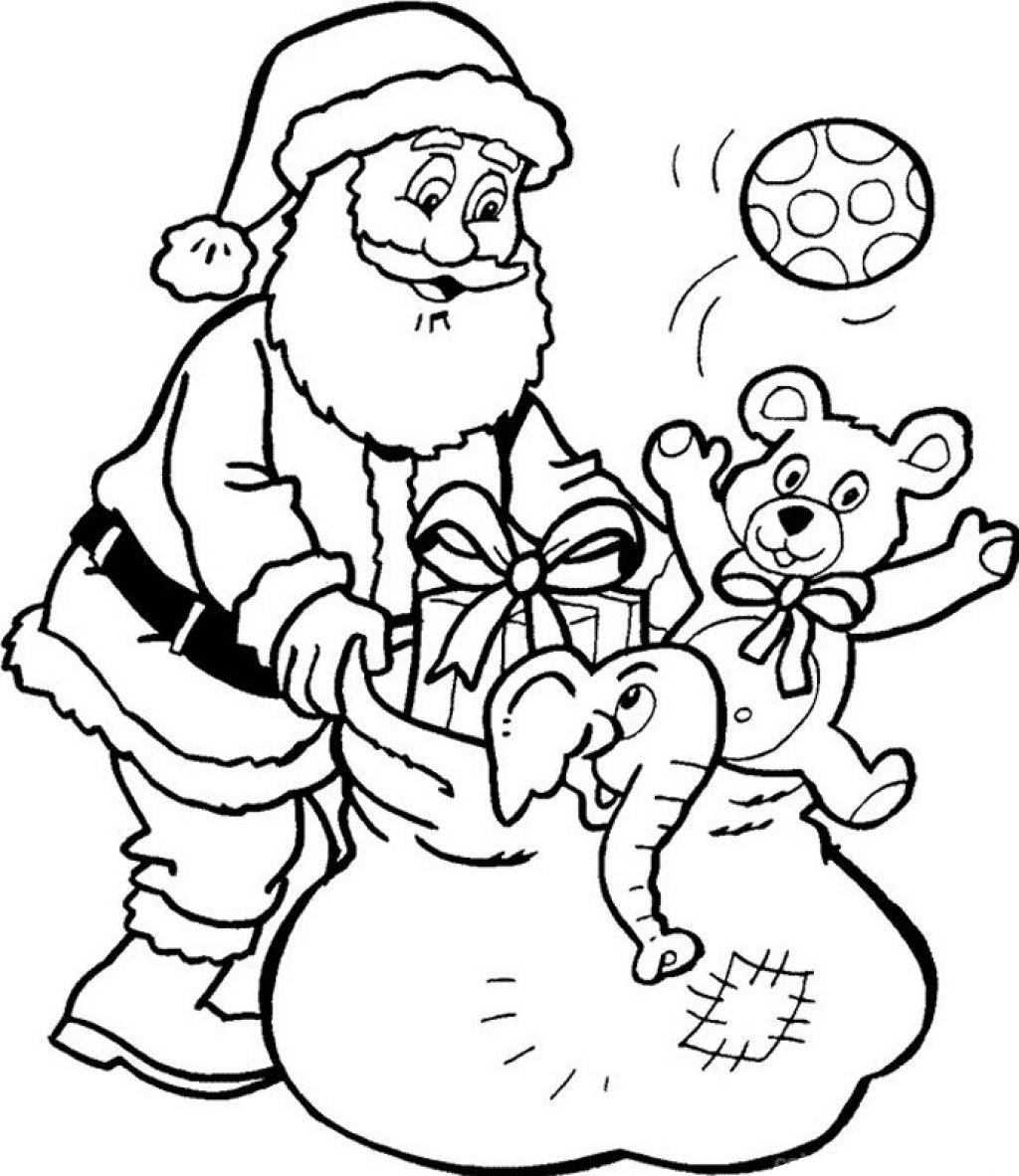 Elegant Santa Boot Coloring Pages  Jessicamblogcom
